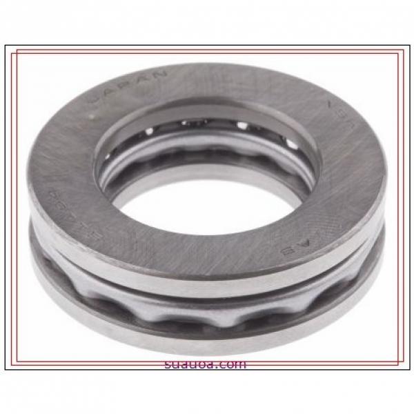 FAG 51109 Ball Thrust Bearings & Washers #1 image